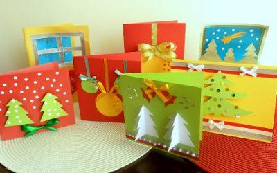 Kartka bożonarodzeniowa – konkurs